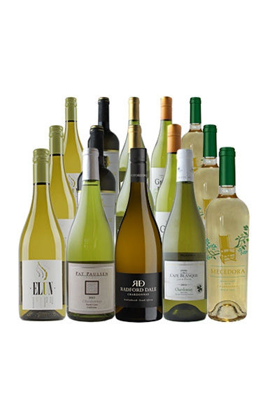 Groupon World of Chardonnay with Premium Trio 15-Pack