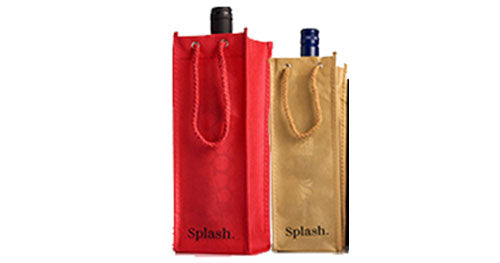 Groupon Wine Gift Bags 2-Pack