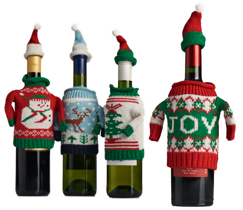 4 Ugly Christmas Sweaters