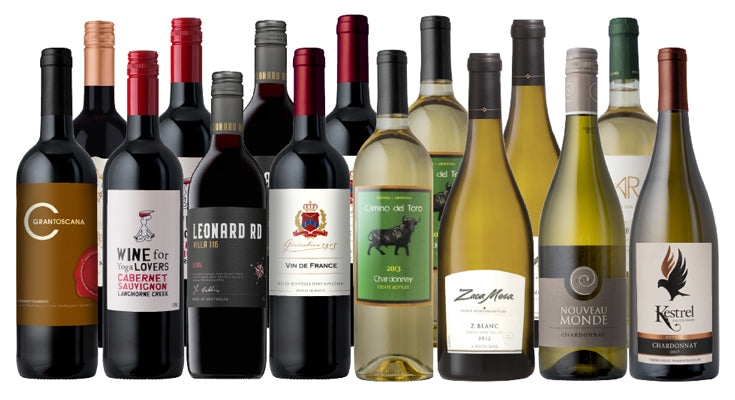 Month End Sale: $6.99 Wines