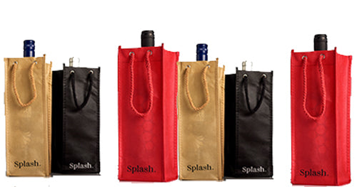Groupon Wine Gift Bags 6-Pack