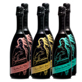 The Bellissima Prosecco 750mL Sampler Pack