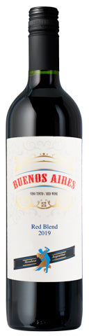 Buenos Aires Red Blend 2018