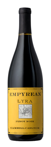 Empyrean Lyra Pinot Noir 2017 - red