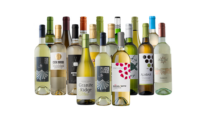 Groupon Ultimate White Wine Sampler 18-Pack