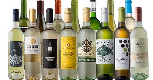Groupon Ultimate White Wine Sampler 15-Pack