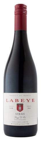 Labeye Syrah - red