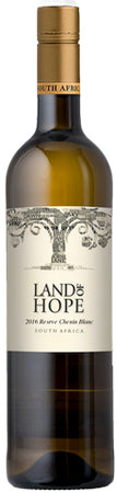 Land of Hope Reserve Chenin Blanc 2016