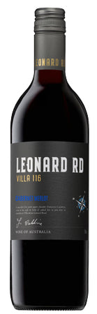 Leonard Road Red Blend