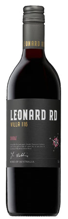 Leonard Road Shiraz - red