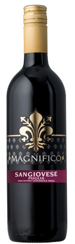 Magnifico Sangiovese - red