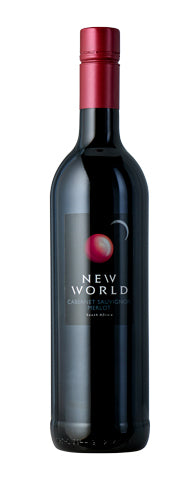 New World Cabernet/Merlot - red blend
