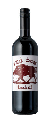 Red Boar Bobal - red