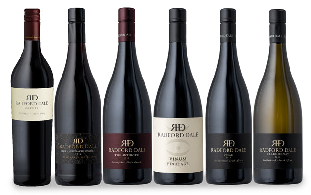 The Wines of Radford Dale 6-Pack