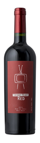 Tuesday Night Cabernet - red