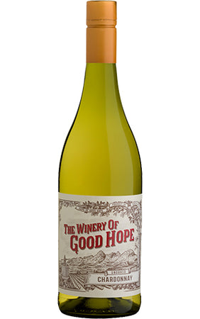 Winery of Good Hope Unoaked Chardonnay 2014