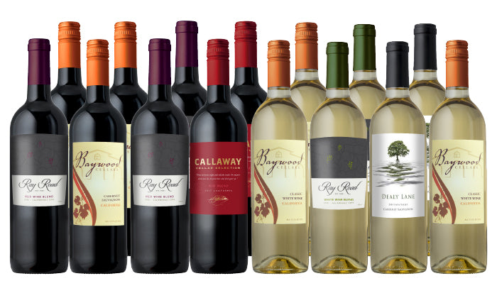 Splash Wines All-American 15-Pack