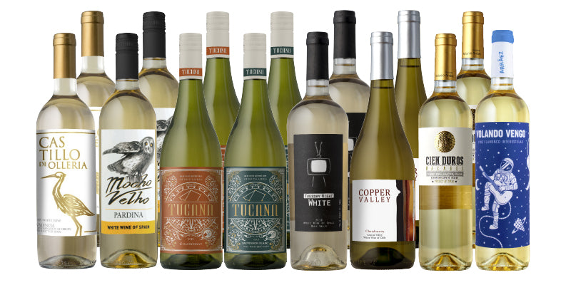 End of the Month White Wine Sale