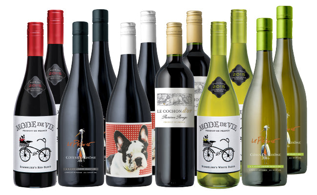 New Wine Alert: French Finds