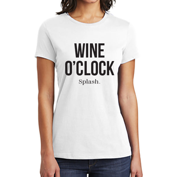 Wine O'Clock Shirt