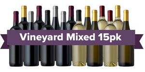 15 Bottle Subscription Case - Vineyard