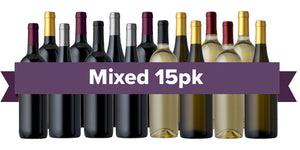 15 Bottle Subscription Case - Standard