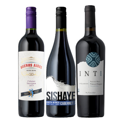 $5.99 Each: Add 3 Premium Cabernets