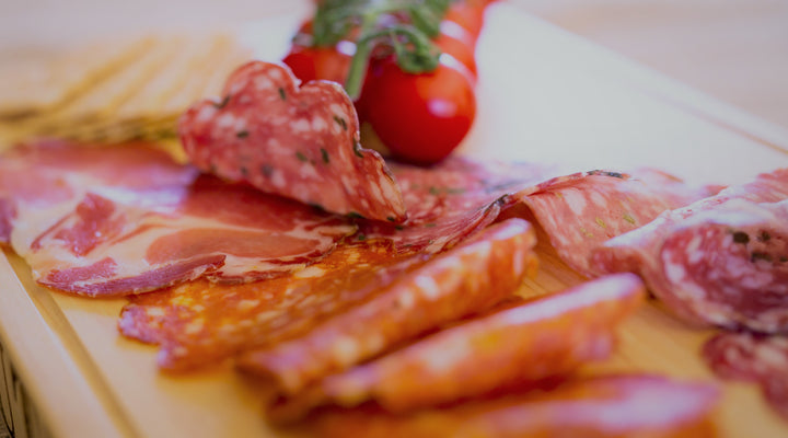 How to create the perfect British charcuterie board