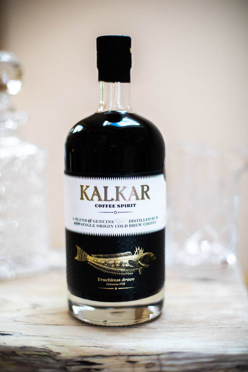 Kalkar cornish coffee rum