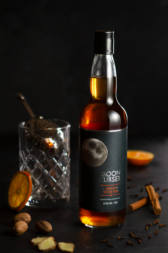 Mooncurser Cornish Spiced Rum