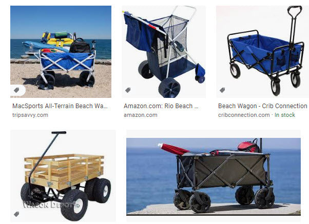 THE BEST HIGH-QUALITY BEACH CARTS AND WAGONS