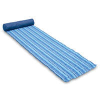 Picnic Time padded Beach Mat Blue