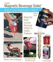 Magnetic Beverage holder