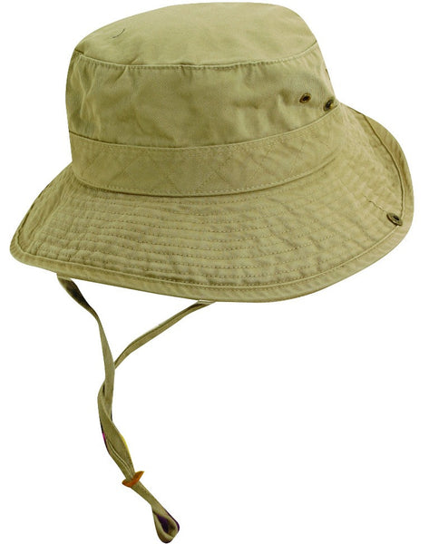 Children s Cotton Boonie Hat Dorfman Pacific – 4TheBeach 4df6ee3cf