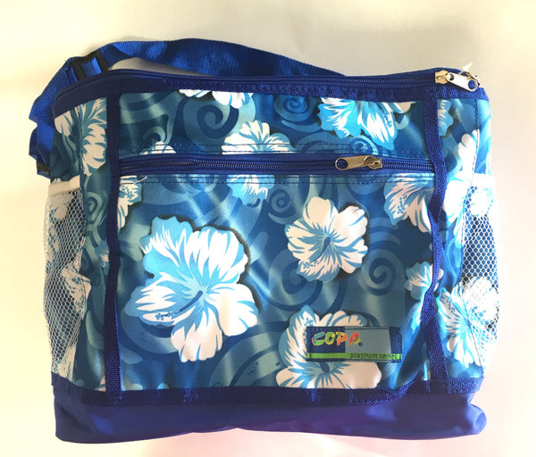 Copa Collapsible Blue Hawaiian Cooler