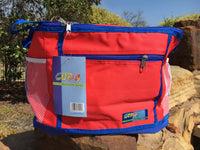Copa Collapsible Soft-side Red Cooler