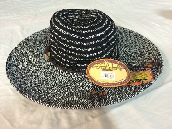 Scala Classy & Elegant Wide Brimmed Sun Hat for event or the beach