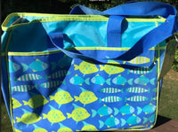 Rio Gear Insulated Cooler Tote Bag + GIFT