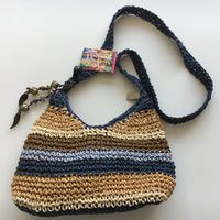 Sea Spray Mini Hobo Shoulder purse