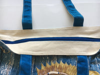 Sun N Sand Sea Bass Tote by Paul Brent