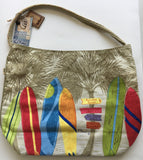 La Jolla Shores Canvas Beach Bag from Paul Brent's Sun N Sand collection