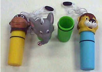Animal money holder for the beach or water park.