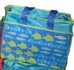 Whimsical Fish Tote by RIO