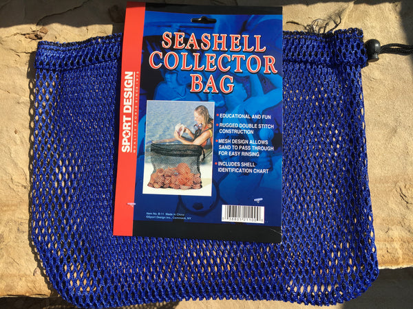 Sport Design Seashell collector bag