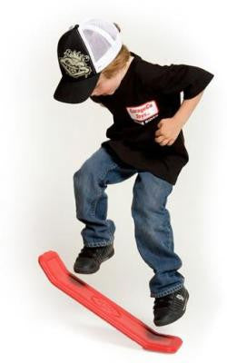 Yo Baby Kick Flipper Skateboard Traing Board