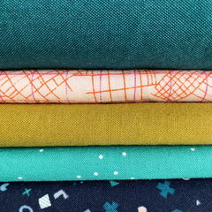 Broadcloth Studio Wholecloth Plaid Quilt Fabrics