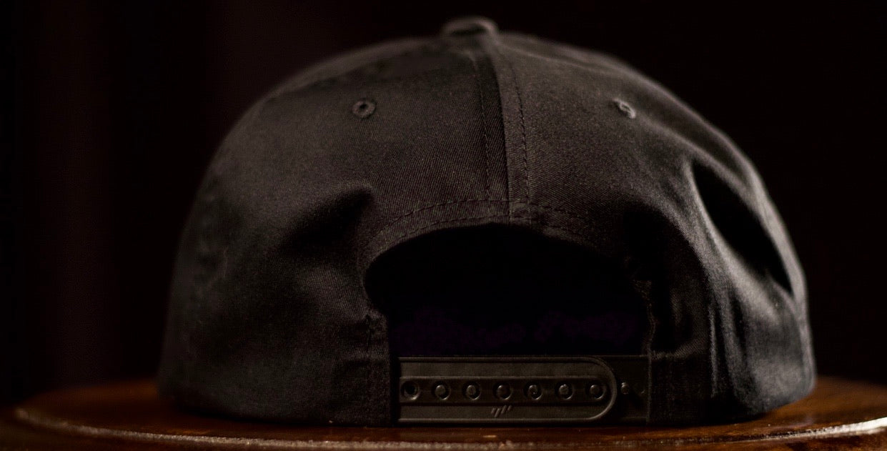 Black Yupoong Cap Legend 54