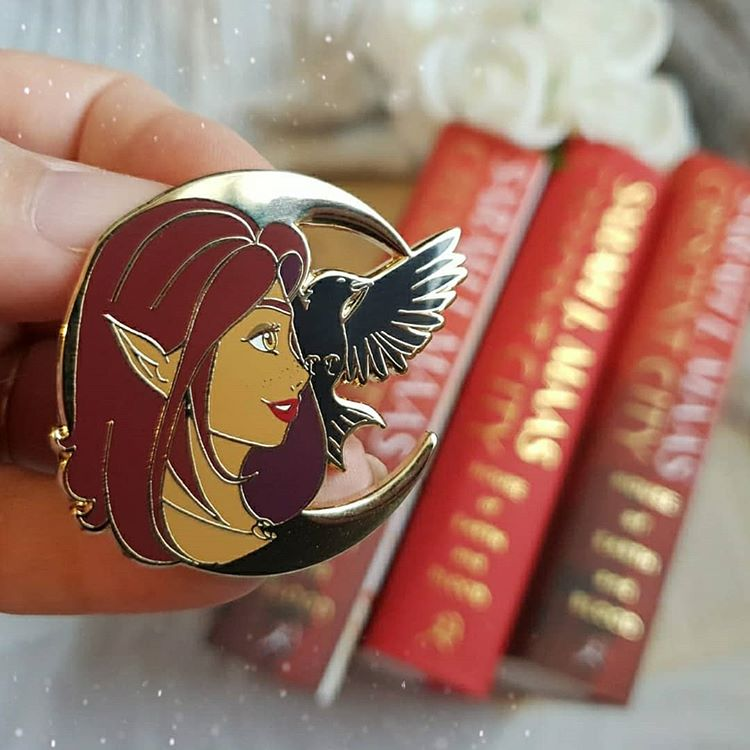 Spirit of the Stag Charity Enamel Pin