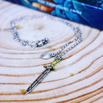 Percy Jackson Sword Riptide Necklace