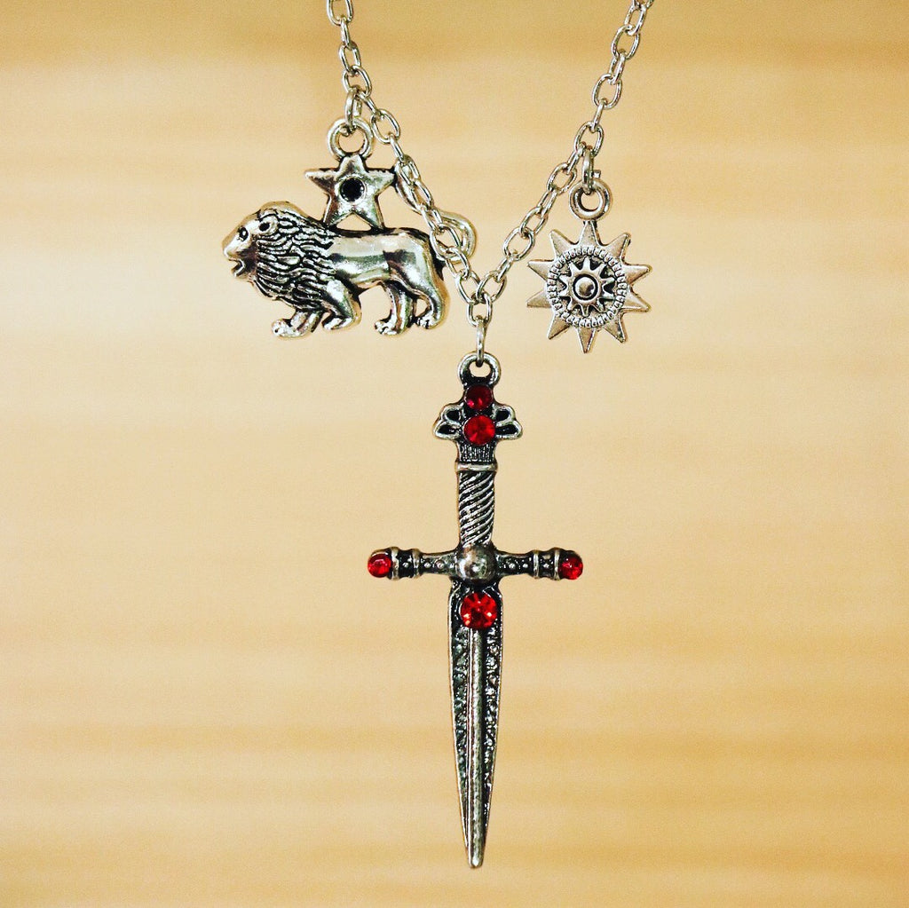 Harry Potter Sword of Gryffindor Necklace